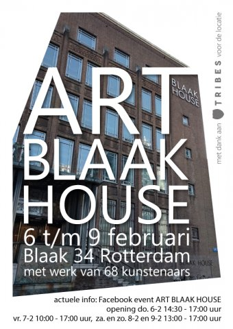 art blaak house